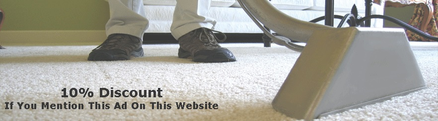 Discount For Carpet Cleaning
